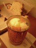 上島珈琲店のオレンジミルクコーヒーの画像(2枚目)