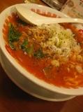 酸辣トマト麺、、、の画像(1枚目)