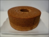 低カロリーなシフォンケーキの画像(1枚目)