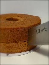 低カロリーなシフォンケーキの画像(2枚目)