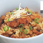 「うなぎめし」我が家の【炊込みご飯】写真コンテスト!食塩無添加★さっぱりだしで美味しい料理をの投稿画像