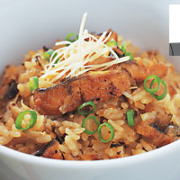 「うなめし」我が家の【炊込みご飯】写真コンテスト!食塩無添加★さっぱりだしで美味しい料理をの投稿画像