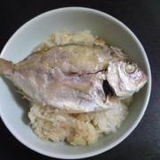 「めでたい鯛めし♪」我が家の【炊込みご飯】写真コンテスト!食塩無添加★さっぱりだしで美味しい料理をの投稿画像