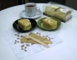 「【モニプラ】フラノデリスのはちみつロールケーキ」の画像(2枚目)