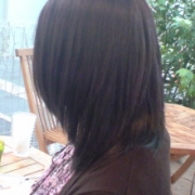 「このときから」後ろ髪美人コンテスト!フコイダンシャンプーとコンディショナーセットプレゼント♪の投稿画像
