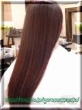 髪は女の命です。