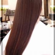 「髪は女の命です。」後ろ髪美人コンテスト!フコイダンシャンプーとコンディショナーセットプレゼント♪の投稿画像