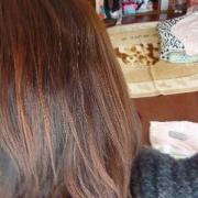「白髪が。。。。」後ろ髪美人コンテスト!フコイダンシャンプーとコンディショナーセットプレゼント♪の投稿画像