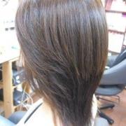 「豆腐の盛田屋」後ろ髪美人コンテスト!フコイダンシャンプーとコンディショナーセットプレゼント♪の投稿画像