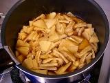「『愛菜倶楽部』の「さっぱりだし」 で筍料理を作りました!」の画像(2枚目)