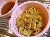 「『愛菜倶楽部』の「さっぱりだし」 で筍料理を作りました!」の画像(3枚目)
