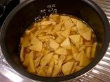 「『愛菜倶楽部』の「さっぱりだし」 で筍料理を作りました!」の画像(5枚目)