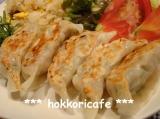 「(夕飯)餃子とチャーハン」の画像(2枚目)