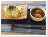 「☆さっぱりだしDEつけ麺☆」の画像(3枚目)