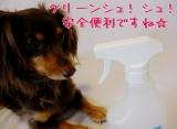 「超電解水「クリーンシュ!シュ!」☆」の画像(6枚目)