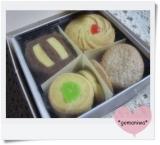 「フランス菓子店ポワブリエール フールセック(クッキー)」の画像(3枚目)
