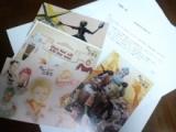 「【モニター】★『新・三銃士』ポストカード」の画像(1枚目)