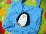 【モニター】タイニートートバッグ☆ペンギンちゃん