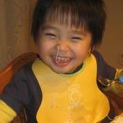 「天使の笑顔」【食塩無添加☆さっぱりだしのモデルファミリー大募集】お子様の食欲自慢コンテストの投稿画像