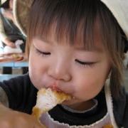 「我が家の肉食獣」【食塩無添加☆さっぱりだしのモデルファミリー大募集】お子様の食欲自慢コンテストの投稿画像