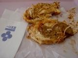 ■【たい☆エッグ】テリヤキハンバーグ食べました、の画像(2枚目)