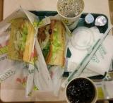 Subwayのサンドイッチ『炭火てり焼きチキン』の画像(2枚目)