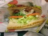 Subwayのサンドイッチ『炭火てり焼きチキン』の画像(3枚目)