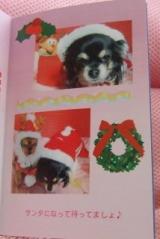 「とってもかわいいフォトブック 我が家のクリスマスデコレブック・Kpi Pink~♪」の画像(6枚目)