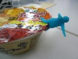 「口コミ♪カップラーメンの便利グッズ「カップメン」お試し!」の画像(15枚目)