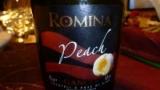 「女性にオススメ ピーチ味のスパークリングワイン♪」の画像(1枚目)