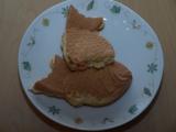 一口茶屋の【たい焼き】明太チーズ美味しいよ☆の画像(1枚目)