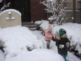 大雪で冷えた身体に・・・の画像(1枚目)