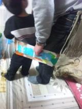 ■育児日記 ヒマな2歳児 ダイヤブロックカラーズのシューズ届きました■の画像(7枚目)