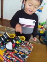 ■育児日記 ヒマな2歳児 ダイヤブロックカラーズのシューズ届きました■の画像(8枚目)