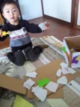 ■育児日記 ヒマな2歳児 ダイヤブロックカラーズのシューズ届きました■の画像(5枚目)