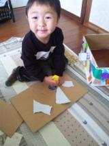 ■育児日記 ヒマな2歳児 ダイヤブロックカラーズのシューズ届きました■の画像(6枚目)