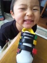 ■育児日記 ヒマな2歳児 ダイヤブロックカラーズのシューズ届きました■の画像(10枚目)