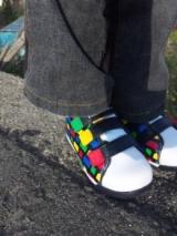 ■育児日記 オモチャのような靴はぼんのお気に入りに■の画像(2枚目)
