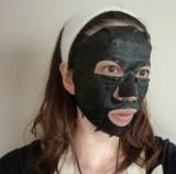 「日本未発売の韓国コスメ!黒いマスク使ってみました☆彡」の画像(3枚目)