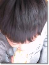 「シリコンスチーマーでパンを焼く」の画像(10枚目)