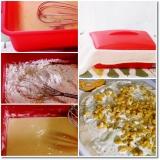 「シリコンスチーマーでパンを焼く」の画像(7枚目)