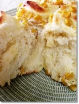 「シリコンスチーマーでパンを焼く」の画像(9枚目)