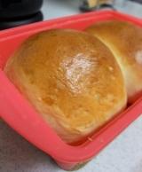 「シリコンスチーマーで、簡単にパンが焼けたよ!」の画像(12枚目)