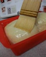 「シリコンスチーマーで、簡単にパンが焼けたよ!」の画像(11枚目)