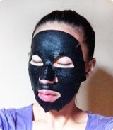 「ブラックシートマスク2種類」の画像(3枚目)