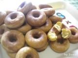 黒糖しょうが焼きドーナツの画像(1枚目)