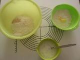 【モニプラ】粉こんにゃくでパンを焼いてみよう♪パート2(白パン編)の画像(1枚目)