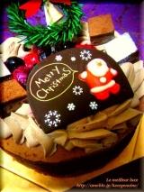 *...+クリスマスケーキは..♪♪+...* by mammyの画像(2枚目)