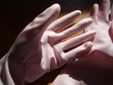 手肌の優しいキッチングローブの画像(3枚目)