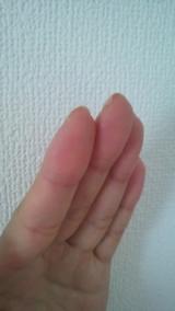 ☆麻の手袋で手のケアの画像(3枚目)